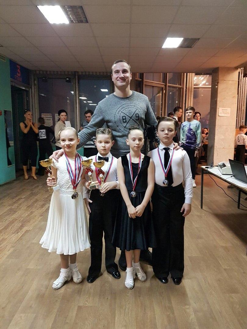 И вновь медали на Российском турнире по спортивным танцам «Кубок Олимпа», фото Коломна Спорт