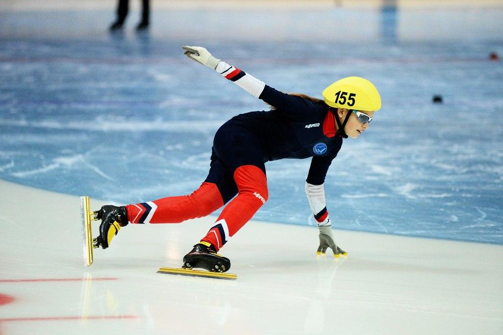 Есть медали на всероссийских соревнованиях по шорт треку Финал «А» среди юношей и девушек младшего и детского возрастов, фото Коломна Спорт