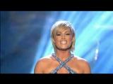 Im Jahr 2010 bekommt    Helene Fischer die    'Krone der Volksmusik'