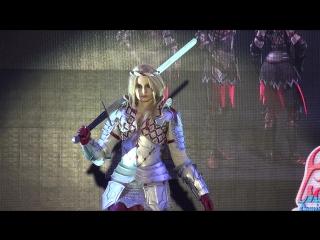 Witcher 2-As Sassins of Kings-Saskia