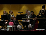 Патти Смит поет песню Боба Дилана на Нобелевской церемонии