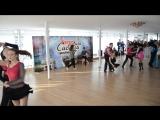 ХАСТЛ, СуперЛига Сибири -2017. D-класс, 12 финалa, заход 1