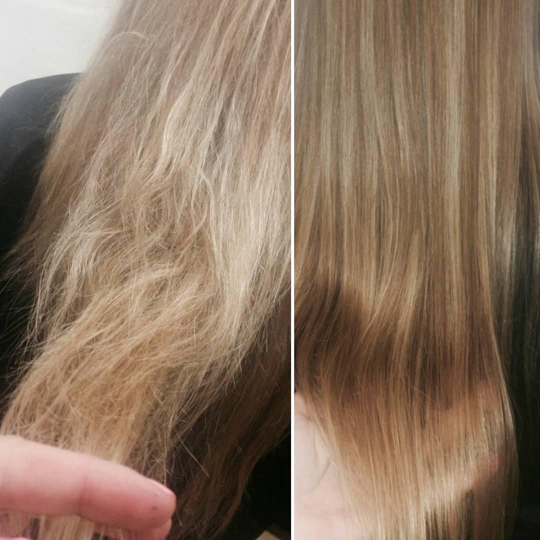 Что делать если после осветления отвалились волосы