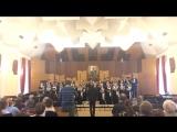 Eric Whitacre - Lux Aurumque