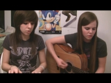 Christina and Tiffany singing Break Your Heart by Taio Cruz - Christina Grimmie