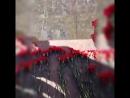 Возложение цветов к могиле неизвестного солдата. От первого лица.