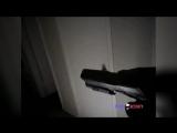 США.Лас-Вегас.Полицейские застрелили грабителя
