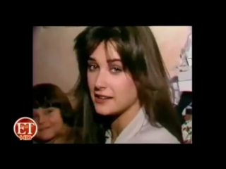 Выпившая Деми Мур целуется с парнем, 1982 год| History Porn