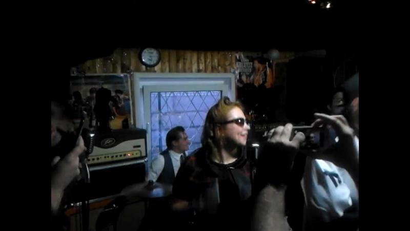 The Girl I Loved (live in Crawl Bar - Tarantino Night)