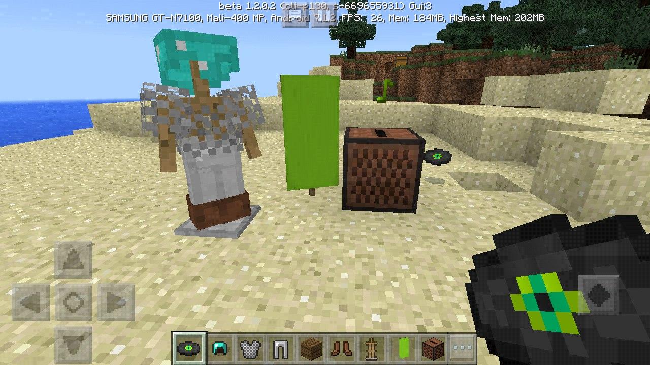 Minecraft PE 1.2.0 бесплатно на телефон