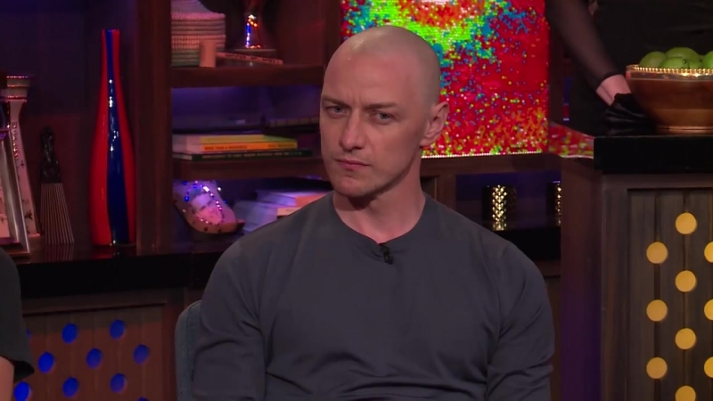Charlize Theron And James McAvoy's 'Atomic Blonde' Injuries   WWHL