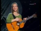 staroetv.su  Под гитару (Культура, 31.07.2004) Галина Хомчик