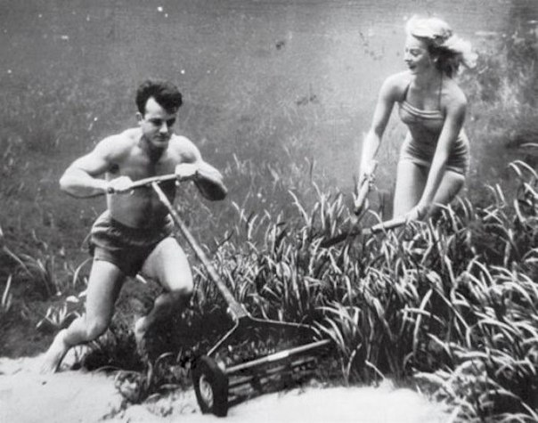 Сложно поверить, но эти подводные фотографии были сняты в 1938