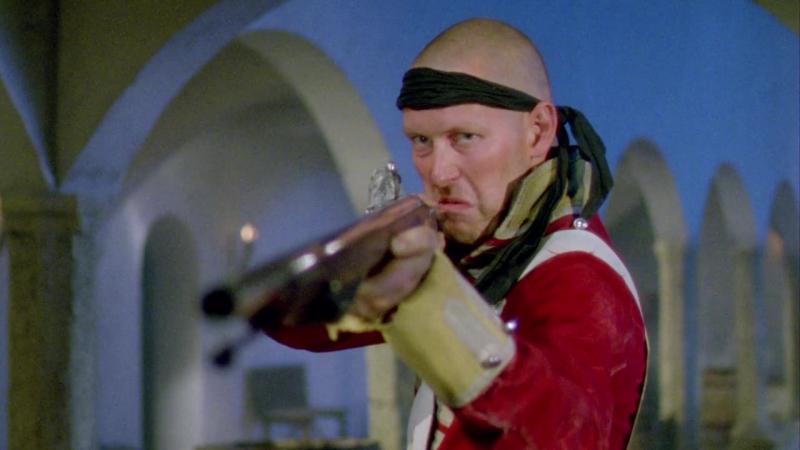 Приключения королевского стрелка Шарпа / Sharpe. Эпизод 4. 720p. ОРТ