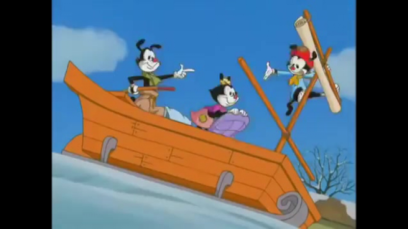 Animaniacs - Hungarian Rhapsody (English)