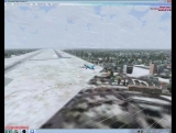 fsx визуальная посадка в Хабаровске
