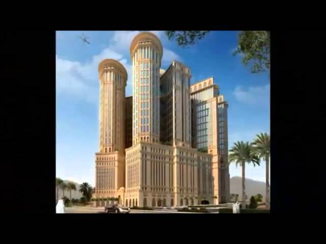 Найбільший готель в світі побудують в Саудівській Аравії