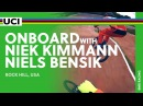 Onboard with Niek Kimmann and Niels Bensik - Rock Hill, USA