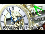 BONUS VIDEO Chill Out Edit - 1000 Hours in 12 Minutes
