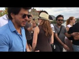 Shah Rukh Khan shooting a Arijit Singh Song in Prague for Imtiaz Ali's Film | The Ring