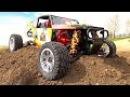 RELEASE THE KRAKEN GiANT VEKTA 5 1500 RACE TRUCK 32cc Gas Powered Machine BRAP RC ADVENTURES
