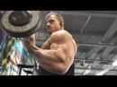 Natural Pro Bodybuilder Ben Haag Depletion Workout 1 Week From Show