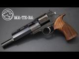 4K Review Mateba 6 Unica semi-auto revolver