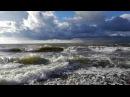 ხმა ზღვის - ტალღების - ზღვის - თეთრი ხმაური (white noise - sea