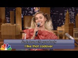 Google Translate Songs with Miley Cyrus