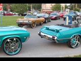 Veltboy314 - 2016 Naptown Expo Weekend Footage Part 1 - Donks, Cuttys, Forgiatos, DUB Floaters