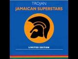 JAMAICAN SUPERSTARS - VARIOUS -  TROJAN RECORDS