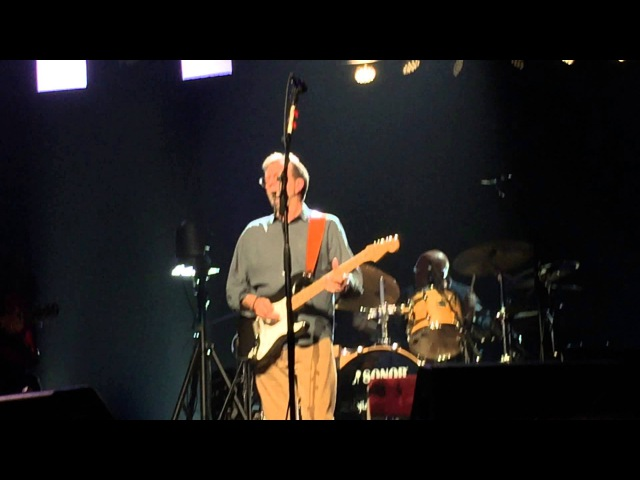 Eric Clapton - Crossroads @ First Direct Arena, Leeds