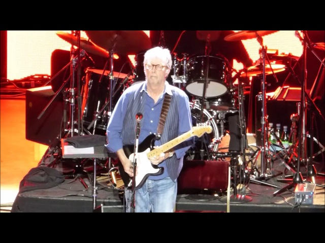 Eric Clapton - Crossroads (Royal Albert Hall 25.05.2017)