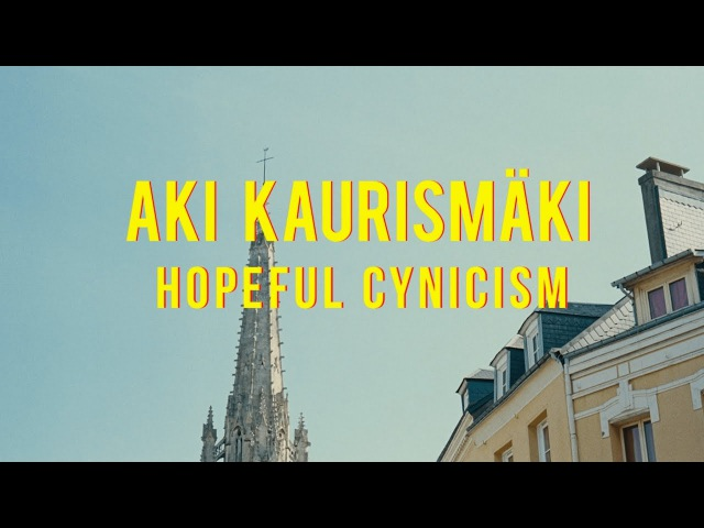 Aki Kaurismäki - Hopeful Cynicism | CRISWELL | Cinema Cartography