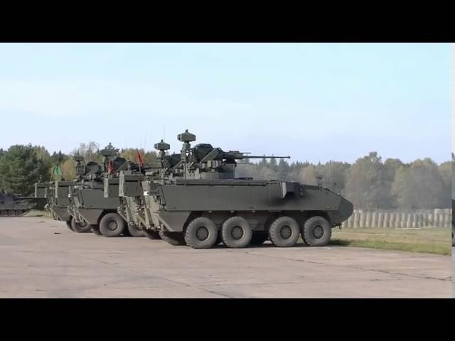 Belgische Armee Bergen Hohne Panzer Leopard 1 MOWAG Piranha Shveytsarska armored vehicles