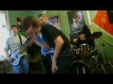 Репетиция группы Илюзия (Онега, 18 апреля 2008)
