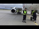 Manual pushback by hand