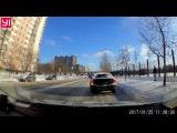 18+ ДТП День Жестянщика Москва 25.01.2017