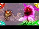 🐾 Возвращение на планету зомби лунтиков. Пожарный против демонов # 1. Мультик из ИГРЫ