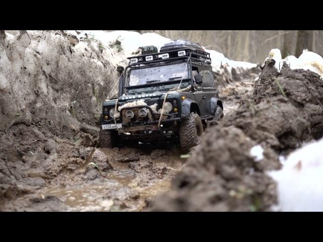 DEFENDER SELECT I : rc Land Rover defender 90 WildBrit, defender 110 HCPU
