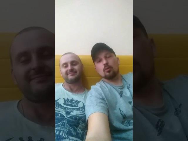 Видеопоздравление Шевченко Антона и Пустового Артема для ТИУиЭ с 8 марта