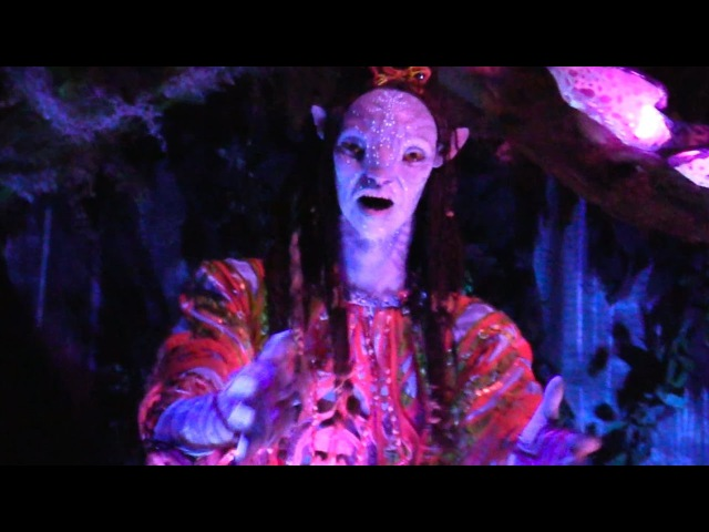 NEW Na'vi River Journey ride POV in Pandora - The World of Avatar, Walt Disney World - Highlights!