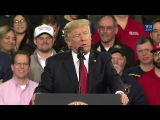 President Trump Makes Remarks at the American Center for Mobility