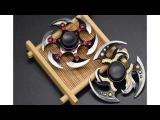 ТОП 10 СПИННЕРОВ с Алиэкспресс. Обзор FIDGET SPINNER игрушка из Китая. Трюки со спиннером