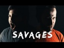 SAVAGES - Disney's Pocahontas (METAL COVER) Jonathan Young Caleb Hyles