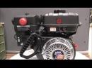 Двигатель LIFAN 170FT, 8 л.с. самый мощный из лёгких двигателей