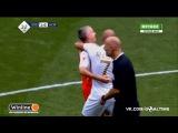 Легенды Арсенала - Легенды Милана 4:2. Обзор товарищеского матча.