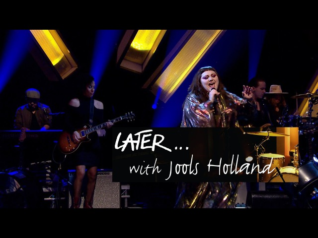 Beth Ditto - Standing In The Way Of Control - Later… with Jools Holland - BBC Two