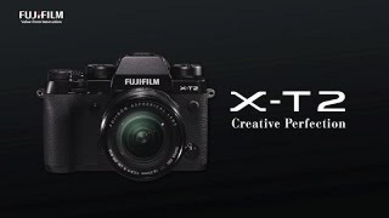 FUJIFILM X T2 Promotional Video 4K version FUJIFILM