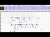 JQ automatic typesetting function